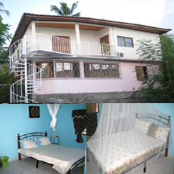 Tourisme for Chambre d hote mayotte
