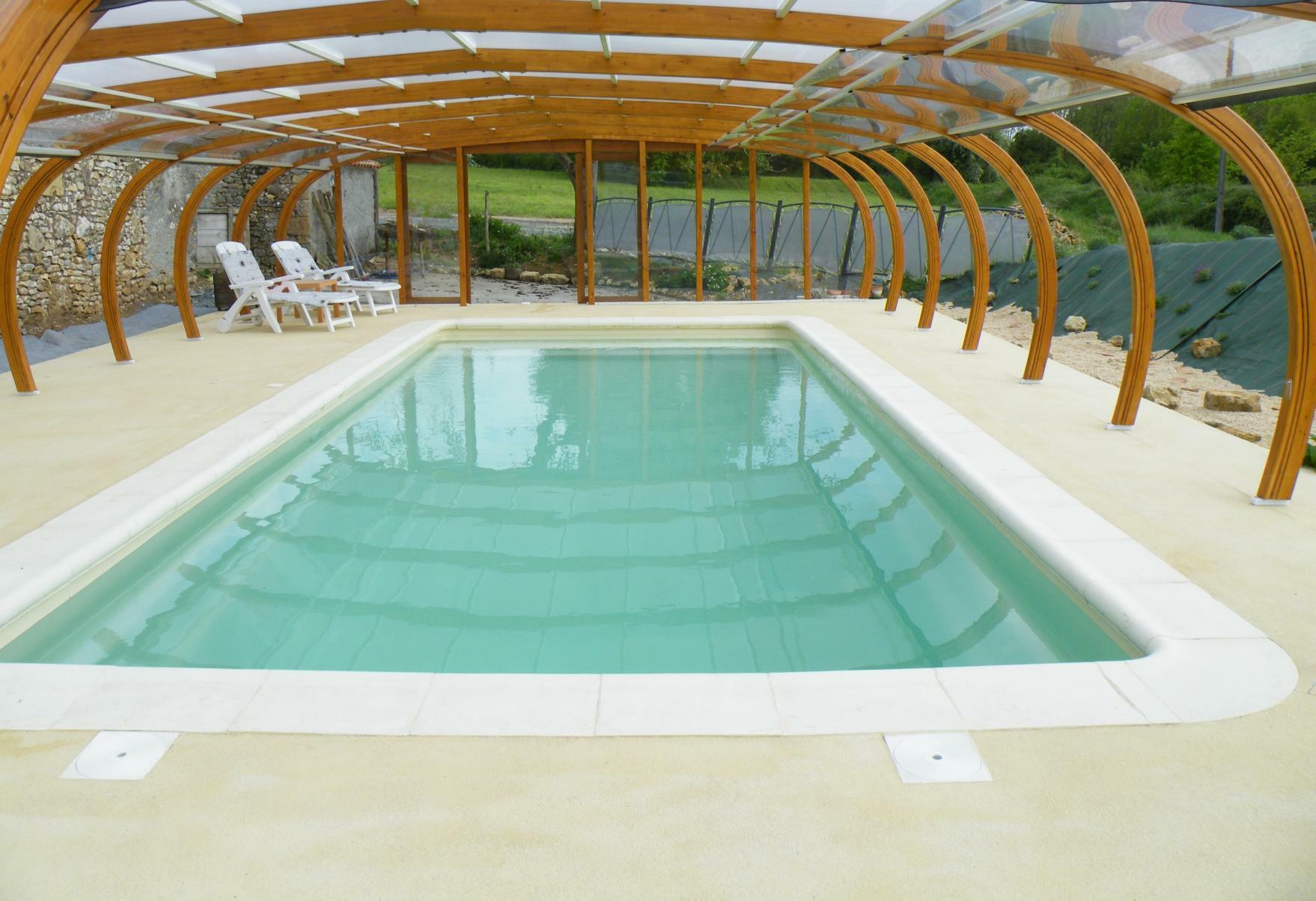 Gite n 1 en vend e avec piscine couverte puy du for Camping puy du fou avec piscine couverte