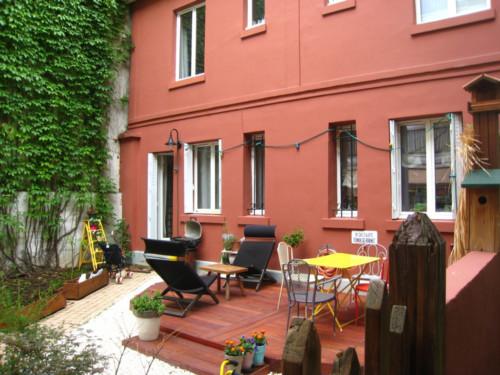 Maison avec jardin paris paris for Maison avec jardin dans paris