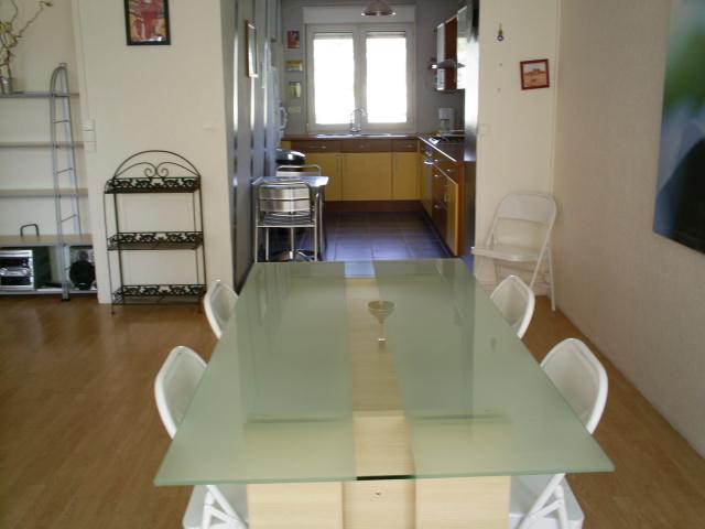 Appart meubl nancy laxou 1 6 personnes nancy laxou for Location meuble nancy