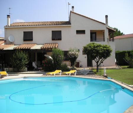 Villa deval entre mer et montagne g te pour 2 le - Gite pyrenees orientales avec piscine ...