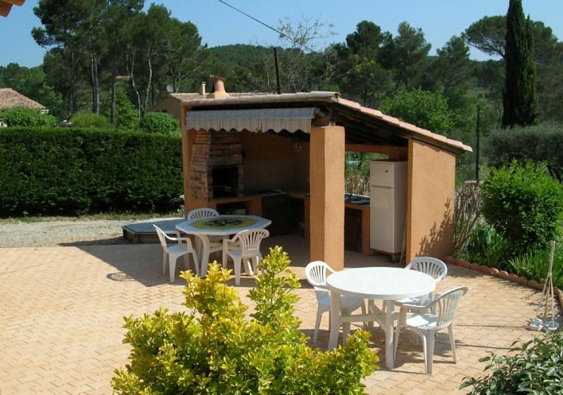 Cuisine exterieure cuisine d 39 t ouverte along with - Construire une cuisine d ete ...