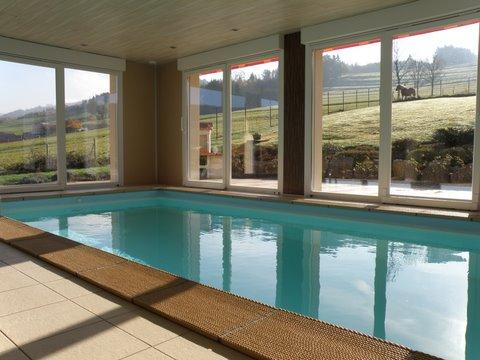 Entre vosges et alsace chalet grand confort avec for Location vosges week end avec piscine