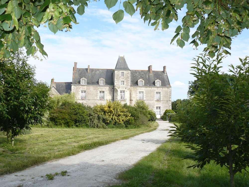 Ch teau de nantes bouaye la s naigerie bouaye for Chambre d hote chateau de la loire