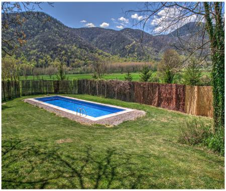 Gite rural avec piscine au sel naturiste girona - Gite pyrenees orientales avec piscine ...