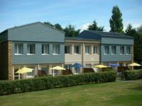 Location gîte, chambres d'hotes Dans un Domaine boisé, à 5 km de Granville, baie du Mont-St-Michel, dans une pinède de 5 hectares, à 300 m de la plage, au calme et proche des commerces.  dans le département Manche 50