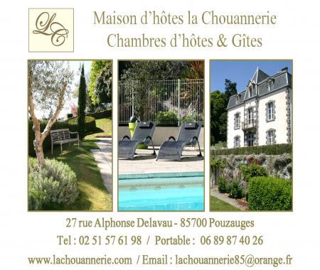 Chambre D Hotes Puy Du Fou Vendee Piscine A Pouzauges