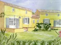 Location gîte, chambres d'hotes 2 gites 3* à Vaison la Romaine en Provence dans le département Vaucluse 84