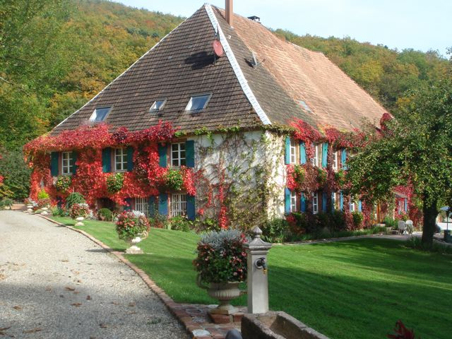 le schaeferhof - chambres d'hôtes de charme alsace à murbach