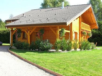 Vosges Loue Chalet Avec Sauna  Saint Nabord