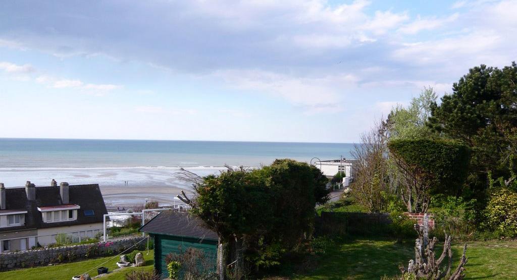 Maison bord de mer normandie trendy maison bord de mer en for Camping veules les roses avec piscine