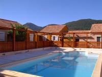 Location gîte, chambres d'hotes Pavillon de campagne avec piscine chauffée dans le département Alpes de haute provence 4