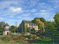 Location gîte, chambres d'hotes Moulin de la Béraudaie au bord de la rivière dans le département Morbihan 56