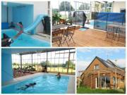 Location gîte, chambres d'hotes gite avec piscine couverte en campagne près de Nantes dans le département Loire Atlantique 44