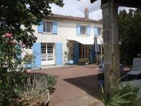 Location gîte, chambres d'hotes La Charentaise Entre saintes et Cognac dans le département Charente maritime 17