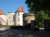 Location gîte, chambres d'hotes CHATEAU DE MOREY au cœur de la Lorraine, vue panoramique dans le département Meurthe et Moselle 54