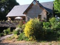 Location gîte, chambres d'hotes L'isba d'Anna proche Vieux Bassin d'Honfleur dans le département Calvados 14