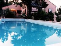 Location gîte, chambres d'hotes Domaine Renard au pied de Roche Colombe dans le département Drôme 26