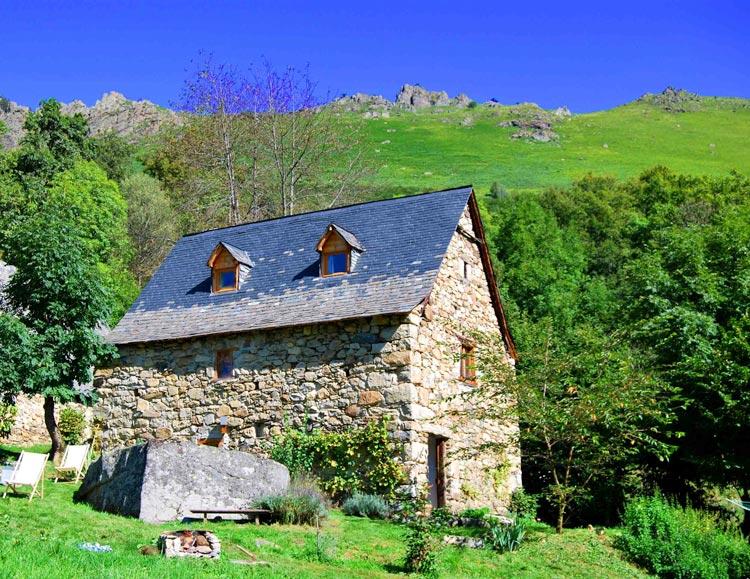 Bergerie de montagne au c ur du val d 39 azun estaing - Chambre d hotes hautes pyrenees ...