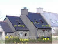 Location gîte, chambres d'hotes Une maison en pierres pour les vacances dans le département Côtes d'Armor 22