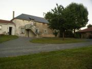 Location gîte, chambres d'hotes Chambres d'hote le Logis de Bel-Air, aux croisements des axes : Saumur-Cholet et Angers Thouars dans le département Maine et Loire 49