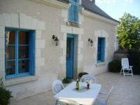 Location gîte, chambres d'hotes Gîte au cœur des châteaux de la Loire et proche du zoo de Beauval à Mosnes, 10min d'Amboise. dans le département Indre et Loire 37