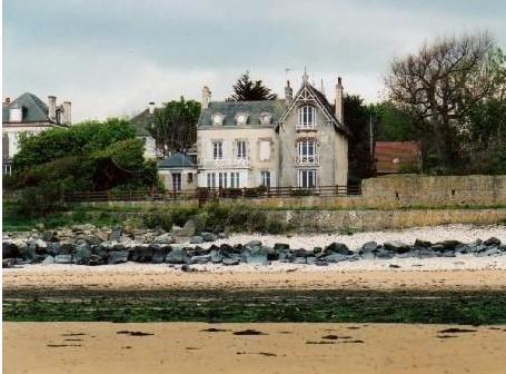 Le haut foss avec vue sur mer exceptionnelle for Acheter une maison en normandie bord de mer