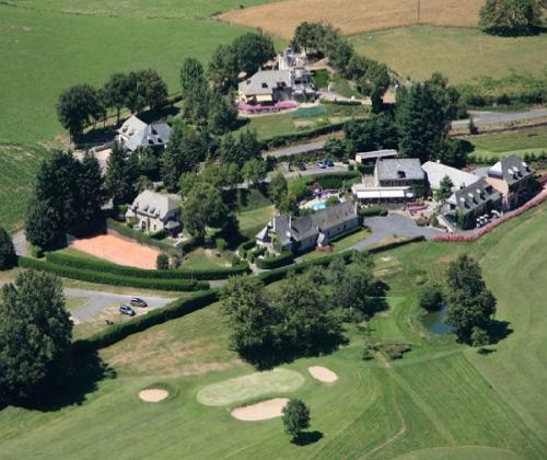 Hotel restaurant piscine tennis golf laguiole - Location aveyron piscine ...