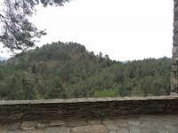 Location gîte, chambres d'hotes Génolhac - Mas 130 m2 dans les Cévennes vue imprenable sur la vallée dans le département Gard 30