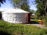 Location gîte, chambres d'hotes Location d'une yourte mongole dans les alpes de hautes Provence dans le département Alpes de haute provence 4