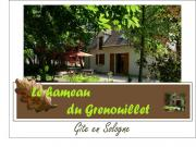 Location gîte, chambres d'hotes Gîte avec Spa en Sologne proche zoo de Beauval et des châteaux de la Loire dans le département Loir et Cher 41
