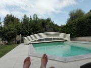 Location gîte, chambres d'hotes L'Oustau de Famiho, vos vacances avec piscine près d'Avignon dans le département Vaucluse 84