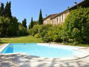 """Location gîte, chambres d'hotes Le mas d'Escampette Gîte """"Tournesol"""" avec piscine, proche de Castelnaudary dans le département Aude 11"""