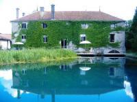 Location gîte, chambres d'hotes La pierre ecrite, moulin avec source bleue A proximité des grands lacs de Champagne dans le département Aube 10