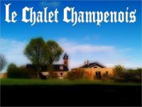 """Location gîte, chambres d'hotes Le Chalet Champenois sur la Route Touristique du Champagne """"Côte des Blancs""""  dans le département Marne 51"""