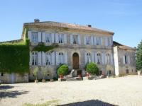 Location gîte, chambres d'hotes Domaine de Cavagnac en bordure du Gers, manoir de la fin du XVIIIème dans le département Lot et Garonne 47