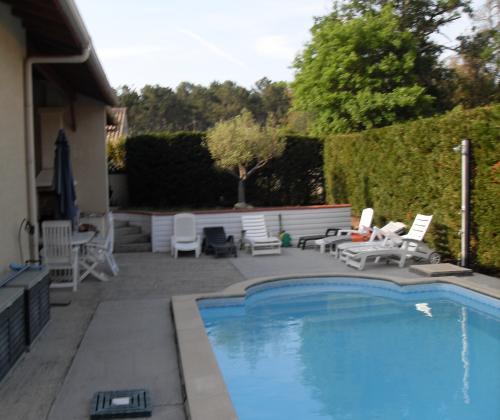 location de particuliers particuliers maison avec piscine bord de mer location saisonnire landes