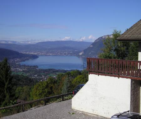 Les balcons de la cochette entre lac et montagne - Chambre d hotes annecy le vieux ...