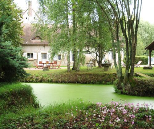 Au Moulin De Pasnel Entre Amboise Et Chaumont Sur Loire Chambres Dhotes A Monteaux Centre Loir Et Cher