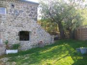 """Location gîte, chambres d'hotes Gite """"La Blachonne"""" ARDECHE proche Valence maison en pierre à la campagne au calme dans le département Ardèche 7"""