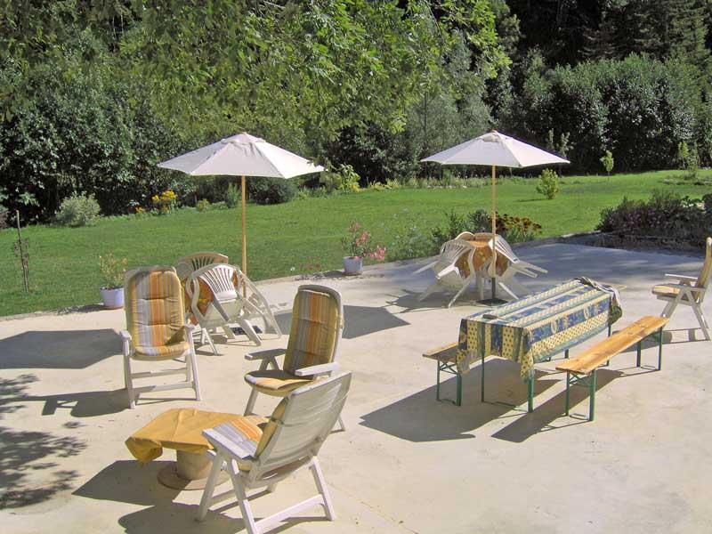 G te de tarsimoure avec piscine dans la drome valdrome - Chambres d hotes drome avec piscine ...