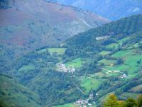 Location gîte, chambres d'hotes Auberge de l'Ouzoum avec vue panoramique dans le département Hautes Pyrénées 65