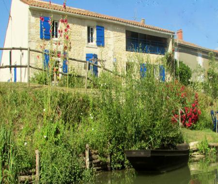 Maison d hote marais poitevin ventana blog for Chambre d hotes coulon marais poitevin