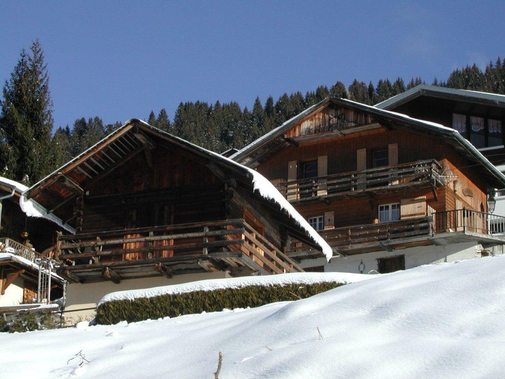 location chalet ski haute savoie