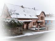 Location gîte, chambres d'hotes GITE LAZARUS 4 à 6 PERSONNES en centre Alsace au pied du massif des Vosges dans le département Bas Rhin 67