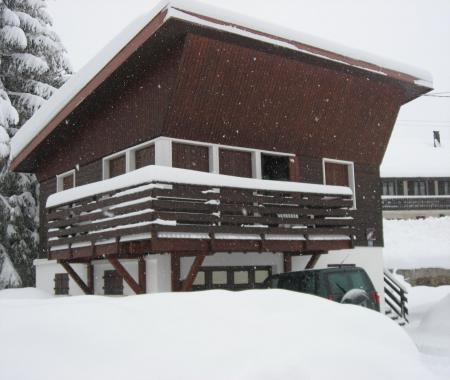 location chalet yvoire