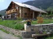 Location gîte, chambres d'hotes Chambres hôtes Chalet rondins Mercantour Accès handicapé dans le département Alpes maritimes 6