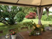Location gîte, chambres d'hotes Chambres d'hôtes de charme le pressoir, dans le pays des Quatre Vallées, face à la vallée de la Cléry dans le département Loiret 45