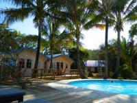 """Location gîte, chambres d'hotes Bungalows de charme """" la rose du sud dans le département Réunion 974"""