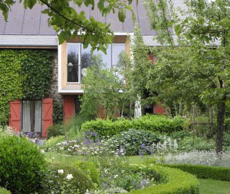Jardin d 39 arsac entre clermont ferrand et brive saint - Chambres d hotes clermont ferrand et environs ...